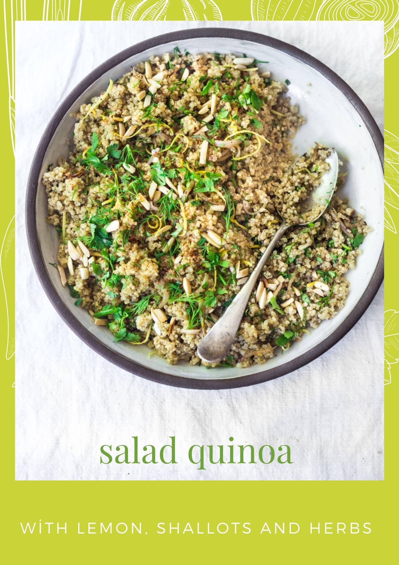 salad quinoa