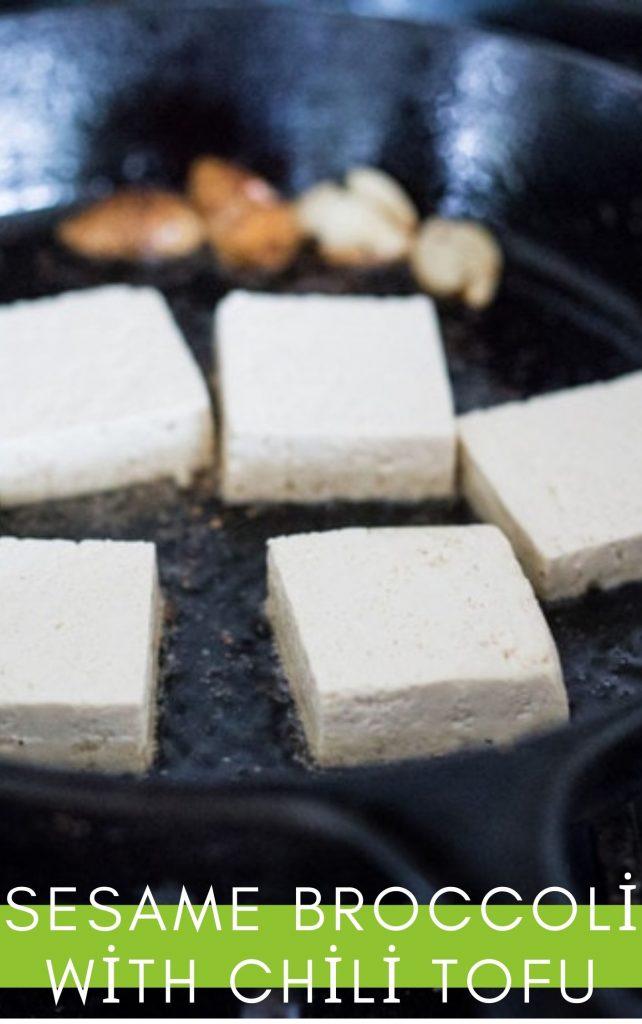 sesame broccoli with chili tofu-3