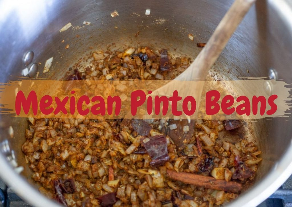 Mexican Pinto Beans1