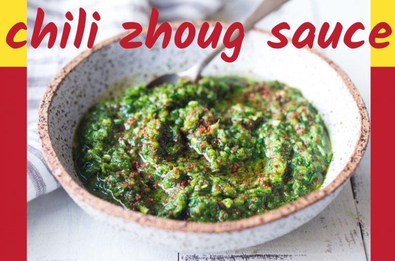 zhoug sauce