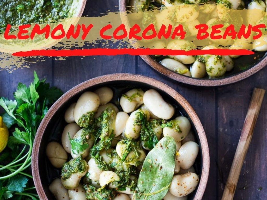 lemony corona beans1
