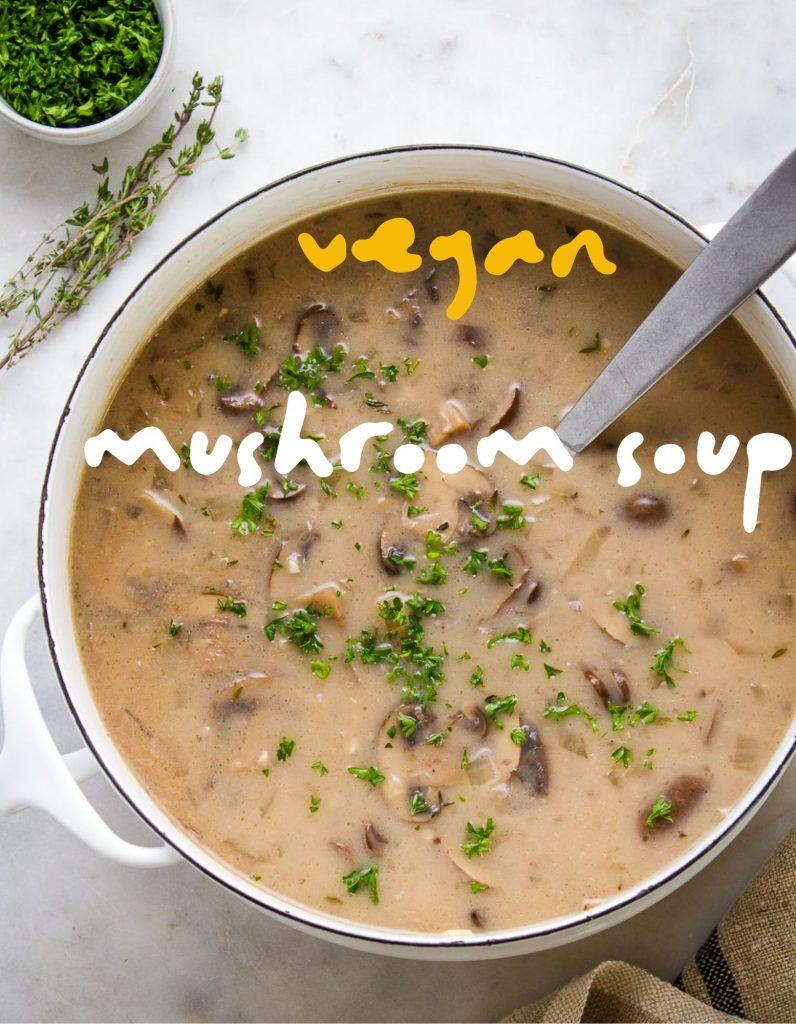 mushtoom soup 1