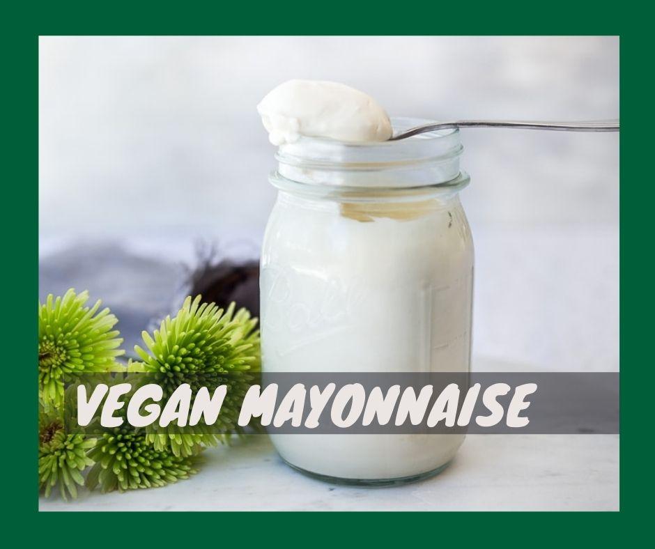 vegan mayo 1