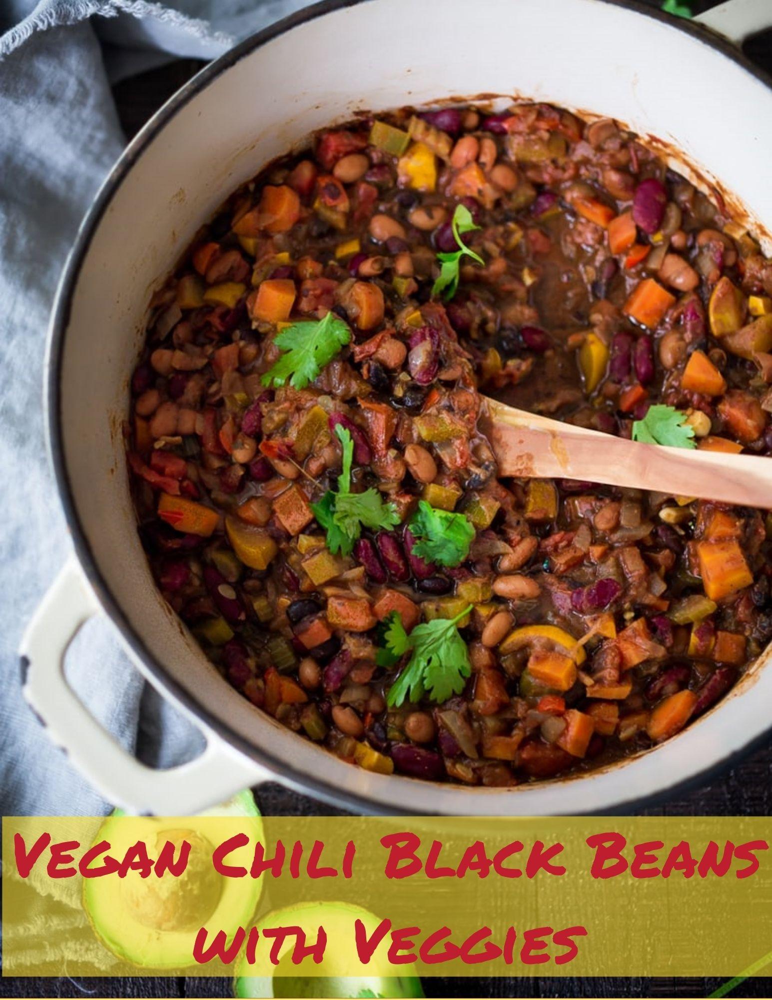 chili black bean